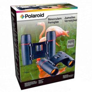 Polaroid Κυάλια ημέρας και νυκτός με θήκη και μεγέθυνση 8x