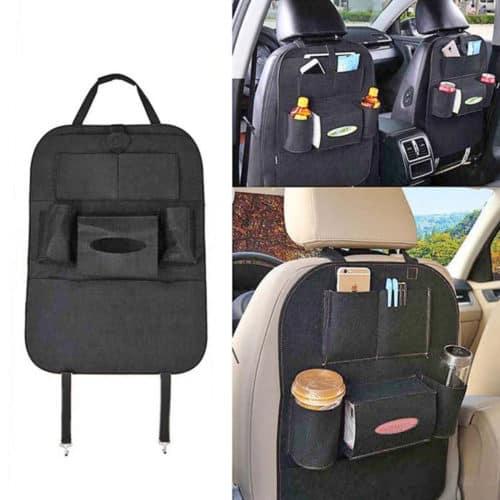 Θήκη αποθήκευσης & οργάνωσης με 6 θέσεις για τα πίσω καθίσματα του αυτοκινήτου