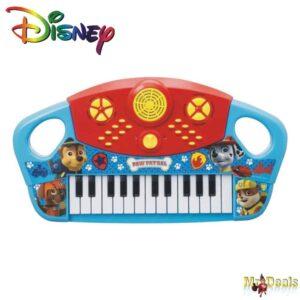 Disney Συλλεκτικό Παιδικό Παιχνίδι Πιάνο της Nickelodeon διάστασης 41x25x7cm