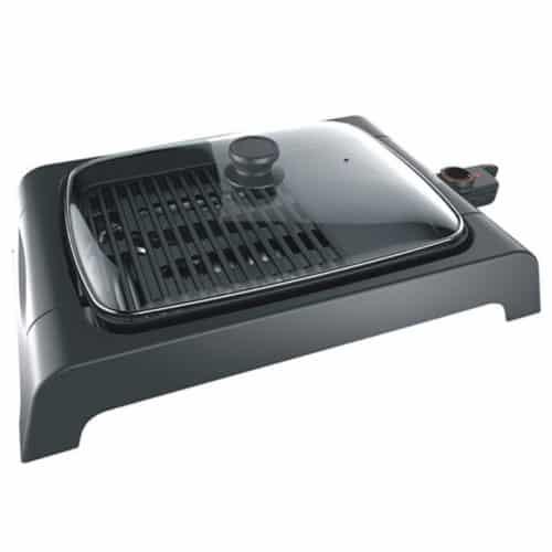 Επιτραπέζια Ηλεκτρική Σχάρα Ψησταριά Μπάρμπεκιου BBQ Γκριλ Grill 2000W