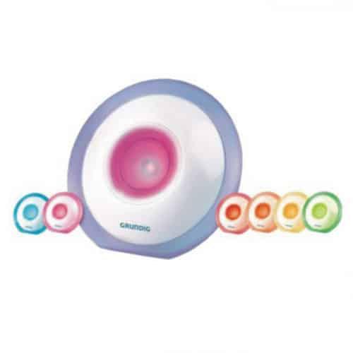 Φως Led με δυνατότητα αλλαγής χρωμάτων μέσω αφής και USB φόρτιση Grundig