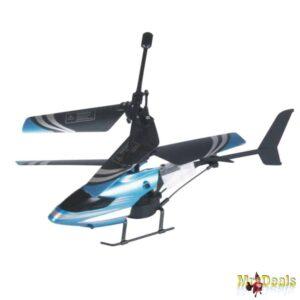 Τηλεκατευθυνόμενο Ελικόπτερο 2 Καναλιών με Χειριστήριο και Δυνατότητα πετάγματος έως 10 μέτρα