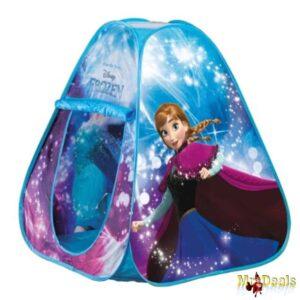 Μαγική Σκηνή Frozen με 13 φωτάκια LED που σε ταξιδεύει στον μαγικό κόσμο της Άννας και της Έλσας