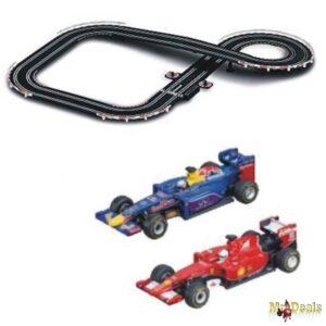 Παιχνίδι Αυτοκινητόδρομος για τους λατρεις της Formula 1 Carrera GO Super Formula