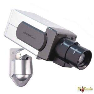 Ψεύτικη Κάμερα Παρακολούθησης Ασφαλείας με αισθητήρα κίνησης Securitcam