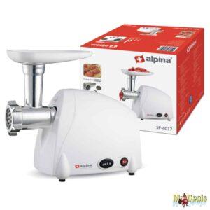 Κουζινομηχανή Κρεατομηχανή Μηχανή κοπής κιμά 300 Watt με 3 Δίσκους κοπής από Ανοξείδωτο Ατσάλι