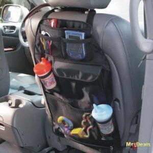 Θήκη Οργάνωσης Αυτοκινήτου πίσω Καθίσματος με Πολλαπλές Τσέπες Case Organisation Car