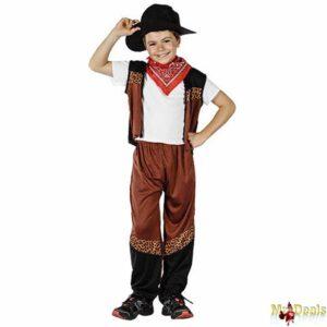 Αποκριάτικη Παιδική Στολή Cowboy