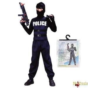 Αποκριάτικη Παιδική Στολή Αστυνομικός Police Ειδικών Αποστολών