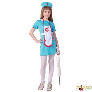 Αποκριάτικη Παιδική Στολή Νοσοκόμα