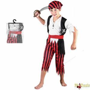 Αποκριάτικη Παιδική Στολή Πειρατής