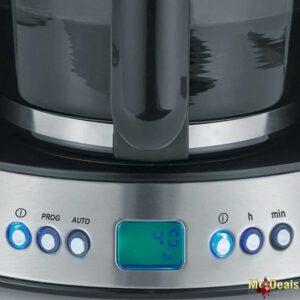 Καφετιέρα Φίλτρου Γαλλικού Καφέ 1000W χωρητικότητας 1400ml για 10 φλιτζάνια