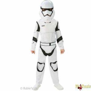 Αποκριάτικη Παιδική Στολή Star Wars E7 Stormtrooper Classic