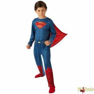 Αποκριάτικη Παιδική Στολή Superman Classic