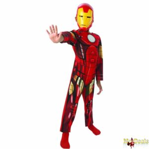 Αποκριάτικη Παιδική Στολή Iron Man Classic