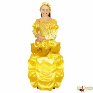 Αποκριάτικη Παιδική Στολή Πριγκήπισσα Χρυσή