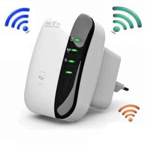 Απλό και εύχρηστο Wireless wi-fi Repeater για ενδυνάμωση ή επέκταση του δικτύου σας