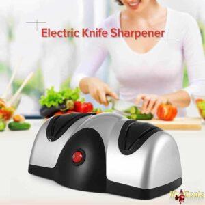 Εππαγγελματικός διπλός ηλεκτρικός Ακονιστής Μαχαιριών για κάθε τύπο μαχαιριού λείου ή οδοντωτού