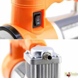 Φορητή ηλεκτρική τρόμπα αυτοκινήτου με φακό 150W για να την έχετε πάντα μαζί σας