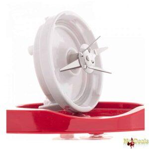 Μίξερ Μπλέντερ σε χρώμα Κόκκινο για υγιεινά smoothies πλούσια σε βιταμίνες Smoothie Xpress
