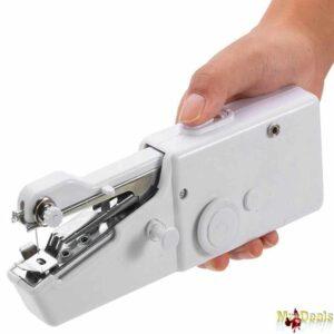 Ραπτομηχανή χειρός για να ράβετε τα πάντα, από μεταξωτό ύφασμα, μέχρι τζιν Handy stitch
