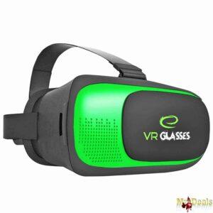 """Γυαλιά Εικονικής Πραγματικότητας Bluetooth για Smartphones 3.5""""- 6"""" με τηλεχειριστήριο"""
