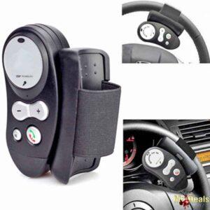 Bluetooth car kit τιμονιού αυτοκινήτου είναι ένα ασύρματο ηχείο για ανοιχτή συνομιλία
