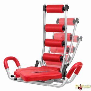 Πρωτοποριακό Όργανο Γυμναστικής και Εκγύμνασης όλων των Κοιλιακών με 3 επίπεδα αντίστασης