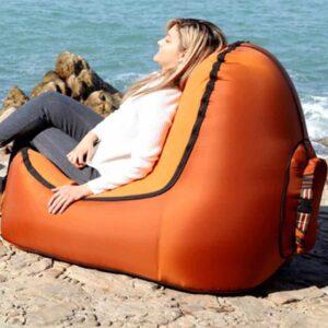 Φουσκωτή Πολυθρόνα Εξωτερικών Χώρων εξαιρετικής ποιότητας και αντοχής, Air Lounge Chair