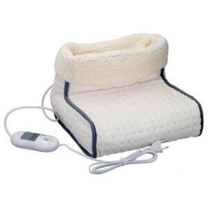 Ηλεκτρική Θερμοφόρα ποδιών 100W με 3 επίπεδα θέρμανσης και αυτόματη απενεργοποίηση
