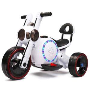 Ηλεκτροκίνητο Παιδικό Μηχανάκι Scooter Τύπου Space 6V με φώτα, Κορνα και Μουσική
