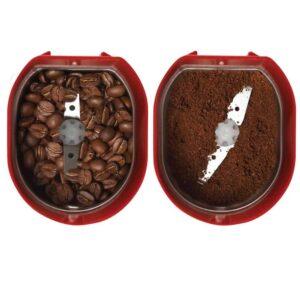 Ηλεκτρικός Μύλος Άλεσης Καφέ, Ξηρών Καρπών και Μπαχαρικών 200W με ισχυρό ανθεκτικό κινητήρα