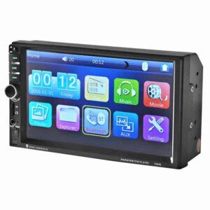 Ηχοσύστημα Αυτοκινήτου με Οθόνη Αφής 7inch με ενσωματωμένο μικρόφωνο για αποδοχή κλήσεων