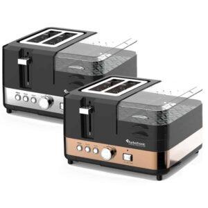 Κουζινομηχανή παρασκευής ολοκληρωμένου Πρωινού για φρυγάνισμα ψωμιού, βράσιμο αυγών και άλλες λειτουργίες
