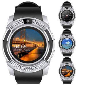 Κομψό Smartwatch με Κάμερα και Kάρτα Sim με δυνατότητα anti-lost και πολλές εφαρμογές