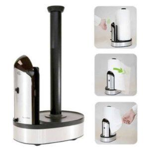 Πρωτοποριακό, Αυτόματο Σύστημα για ρολό Χαρτί Κουζίνας με Αισθητήρα Κίνησης Towel Matic