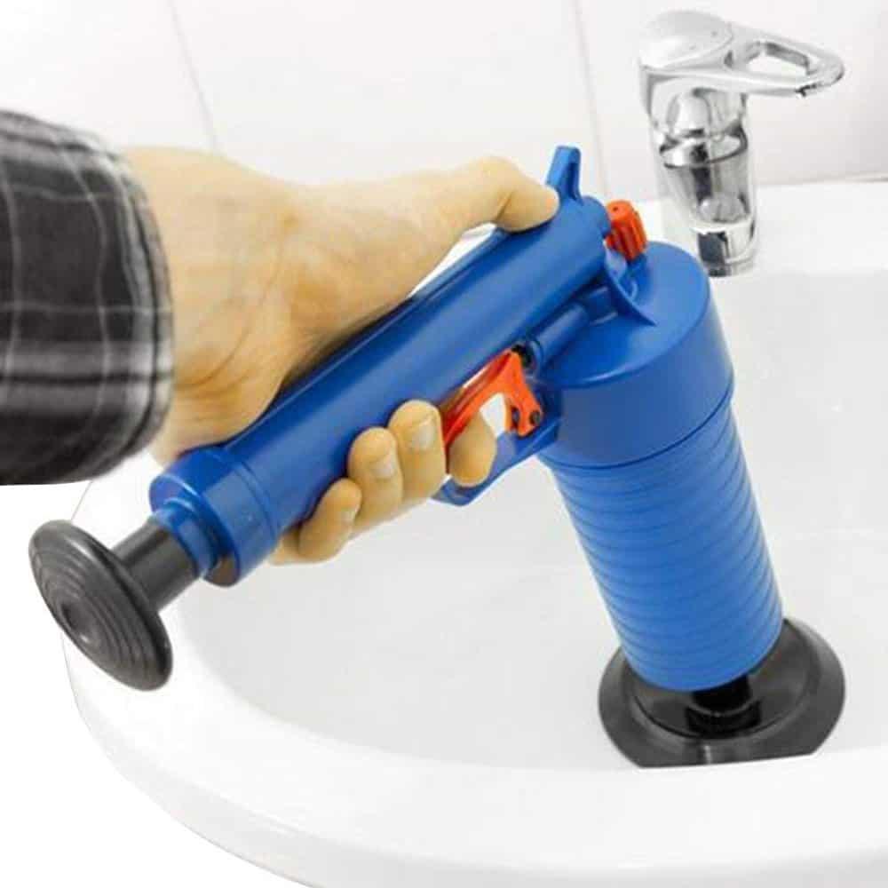 Συσκευή Απόφραξης Υψηλής Πίεσης για βουλωμένους σωλήνες στο μπάνιο και την  κουζίνα fa5078242b0