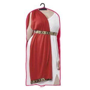 Αποκριάτικη Γυναικεία Στολή Ελληνίδα Θεά με φόρεμα, ζώνη και αξεσουάρ κεφαλής
