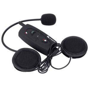 Ασύρματη ενδοεπικοινωνία μοτοσυκλέτας 2 ατόμων με Bluetooth με εύρος επικοινωνίας 500m