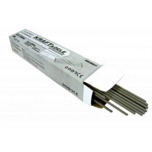 Ηλεκτρόδια Συγκόλλησης 2.5x300 mm κατάλληλα για χρήση σε ατσάλι 2.5Kg Kraft&Dele