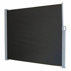 Προστατευτικό Ρολό για τον Ήλιο και τον Αέρα διάστασης 170x300cm σε Μαύρο Χρώμα Cenocco