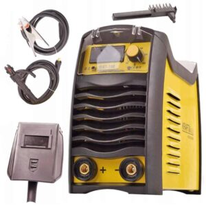 Συσκευή Ηλεκτροσυγκόλλησης Inverter MMA 300Α τεχνολογίας IGBT 4ης Γενιάς χρήση ηλεκτροδίων 1,6-5mm