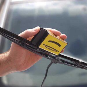 Wiper Wizard επαναφέρει τα φθαρμένα λάστιχα των υαλοκαθαριστήρων του αυτοκινήτου σας