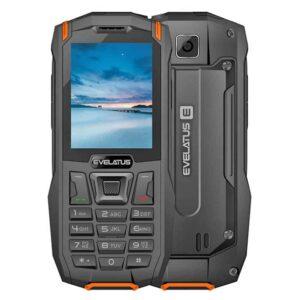 Αδιάβροχο IP68 ανθεκτικό κινητό τηλέφωνο με μεγάλη μπαταρία Dual SIM με κάμερα και Ελληνικό μενού
