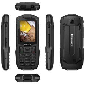 Αδιάβροχο IP68 ανθεκτικό κινητό τηλέφωνο με μεγάλη μπαταρία Dual SIM με κάμερα με Ελληνικό μενού
