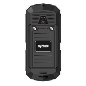 Ανθεκτικό κινητό IP67 με Ελληνικό μενού Dual Sim με μεγάλη αντοχή στους κραδασμούς και στο νερό