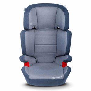 Παιδικό Κάθισμα Ασφαλείας Αυτοκινήτου Χρώματος Μπλε για Παιδιά 15-36Kg με αφαιρούμενο κάλυμμα