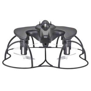 Τετρακόπτερο Drone με HD κάμερα 720p με αντοχή στις προσκρούσεις και αυτόματη απογείωση προσγείωση
