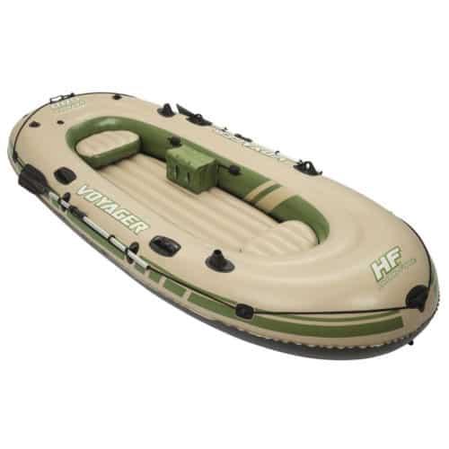 Φουσκωτή Βάρκα 3 ατόμων μήκους 3,48m μέγιστου βάρους 260Kg και με βάση στήριξης για μηχανή εκκίνησης