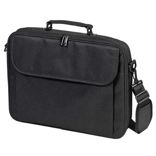 """Αδιάβροχη τσάντα Laptop 15,6"""" από ανθεκτικό υλικό με εσωτερική τσέπη, διαστάσεων 49x37,5x6cm μαύρο Vivanco 31270"""
